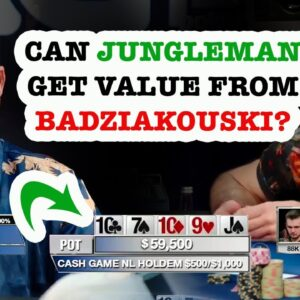 Is This The Perfect Value Bet from Jungleman?