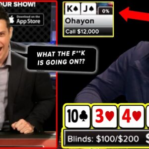 THE WORST CALL OF ALL TIME? | Hero Call Fails! | Poker Night in America | Season 8 Episode 12