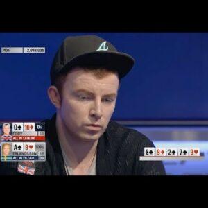 Poker Breakdown: Jake Cody - Always Bluffing?