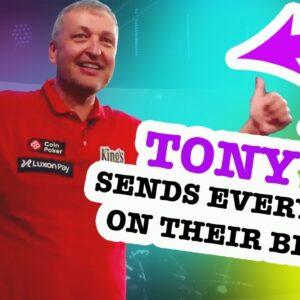 Poker Legend Tony G Shows He Can Still Beat The Kids!