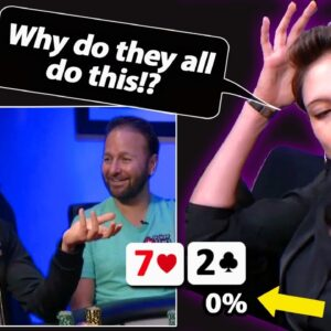 Flirting with a Seven and a Two | Poker Night in America | Season 8 Episode 14