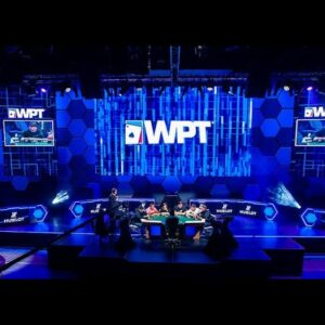 WPT500 [Final Day]: $1M Gtd