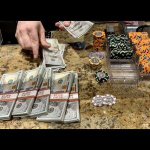 The BIGGEST WIN Of My LIfe!! And It's Not Even Close! Must See! High Stakes Poker Vlog Ep 178