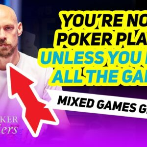 $10,000 8-Game Mix Final Table Highlights ft. Stephen Chidwick