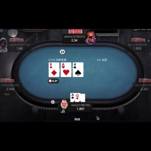 Bite Size Breakdown: Getting Value with an Overbet