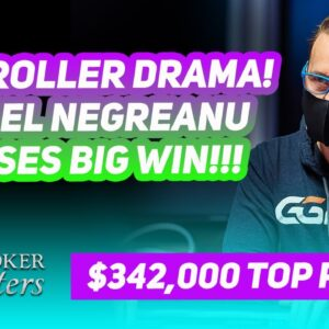 Can Daniel Negreanu Win Another High Roller Title at the Poker Masters?