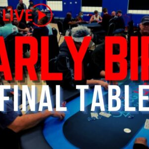 CCG Poker TV: Early Bird Final Table ~ Labor Day Weekend