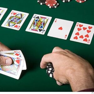 do you have to show your hand in poker