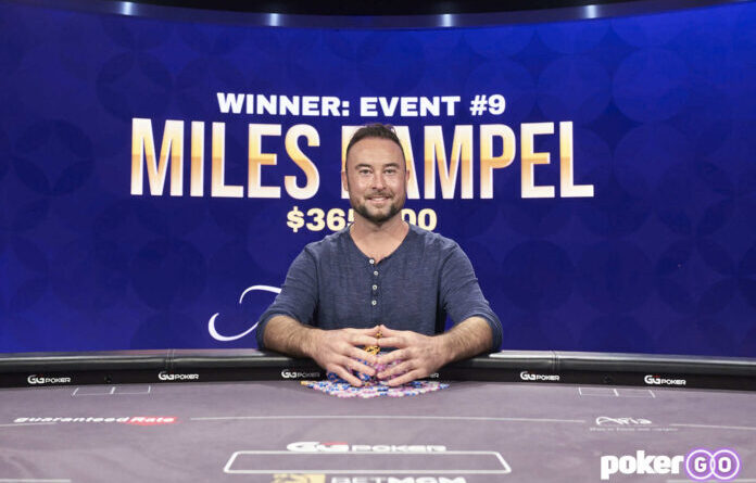 miles rampel takes shot wins poker masters event 9 for 365500