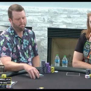 Poker Breakdown: Can Jake Daniels Really Call with Jack High Here???