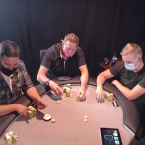 Poker Time 5-10-20: It's Not a Date, it's the Blinds!