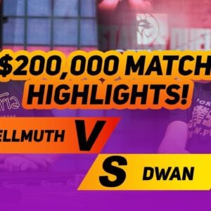 Tom Dwan vs Phil Hellmuth | High Stakes Duel $200,000 Match Highlights