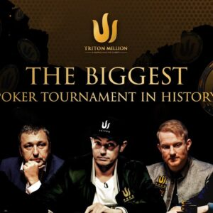 Triton Million for Charity Poker Series Digital Release Trailer