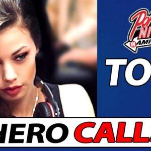 Unreal HERO CALLS | TOP 7 | Poker Night in America Season 8 Episode 16