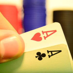 who goes first in texas holdem poker