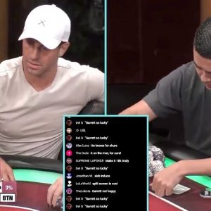 Poker Breakdown: How Is Andy Supposed to Make Money Off Garret When Garret Plays Like This?
