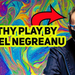 Daniel Negreanu Goes GTO and Gets Crafty with Two Pair