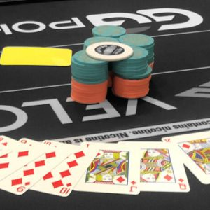 the true story of the very first table of the 2021 world series of poker