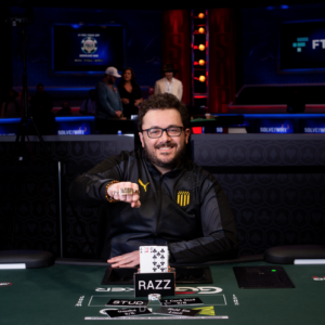 wsop 2021 anthony zinno wins his second bracelet of the series